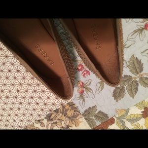 Bakers Shoes - Studded flats